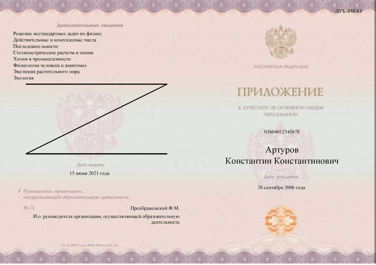 Программу для печати аттестатов киржачской типографии аттестаты